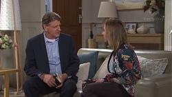 Det. Bill Graves, Piper Willis in Neighbours Episode 7742