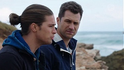 Tyler Brennan, Mark Brennan in Neighbours Episode 7742