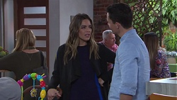 Paige Novak, Jack Callaghan in Neighbours Episode 7742