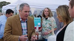 Jack Callaghan, Karl Kennedy, Steph Scully, Toadie Rebecchi in Neighbours Episode 7742