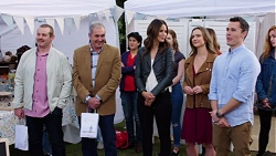 Toadie Rebecchi, Karl Kennedy, Elly Conway, Amy Williams, Jack Callaghan in Neighbours Episode 7742