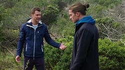 Mark Brennan, Tyler Brennan in Neighbours Episode 7742