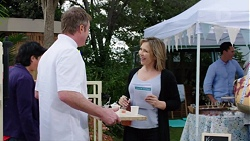Gary Canning, Steph Scully in Neighbours Episode 7742