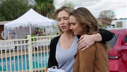 Steph Scully, Amy Williams in Neighbours Episode 7742