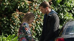 Piper Willis, Tyler Brennan in Neighbours Episode 7742