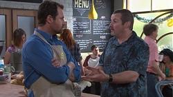 Shane Rebecchi, Toadie Rebecchi in Neighbours Episode 7743