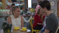 Xanthe Canning, Ben Kirk in Neighbours Episode 7744