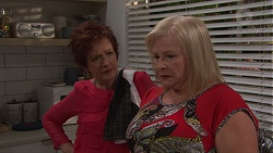 Susan Kennedy, Sheila Canning in Neighbours Episode 7744