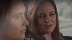 Amy Williams, Terese Willis in Neighbours Episode 7745