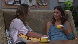 Amy Williams, Elly Conway in Neighbours Episode 7745