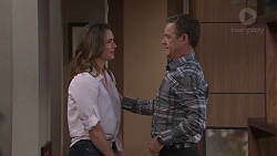 Amy Williams, Paul Robinson in Neighbours Episode 7745