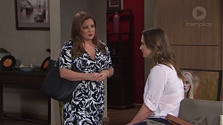 Terese Willis, Amy Williams in Neighbours Episode 7745