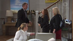 Gary Canning, Xanthe Canning, Terese Willis, Sheila Canning in Neighbours Episode 7746