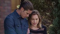 Tyler Brennan, Piper Willis in Neighbours Episode 7746