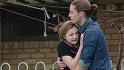 Piper Willis, Tyler Brennan in Neighbours Episode 7746