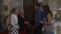 Xanthe Canning, Sheila Canning, Shane Rebecchi, Dipi Rebecchi in Neighbours Episode 7747