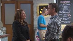 Terese Willis, Paul Robinson in Neighbours Episode 7747