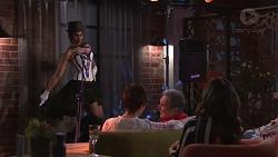 Dipi Rebecchi, Susan Kennedy, Karl Kennedy in Neighbours Episode 7747