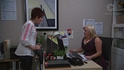 Susan Kennedy, Sheila Canning in Neighbours Episode 7747
