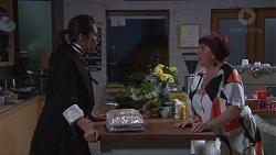 Dipi Rebecchi, Angie Rebecchi in Neighbours Episode 7747