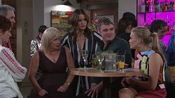 Susan Kennedy, Karl Kennedy, Sheila Canning, Elly Conway, Gary Canning, Xanthe Canning in Neighbours Episode 7747