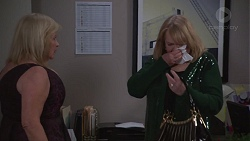 Sheila Canning, Joanne Schwartz in Neighbours Episode 7747