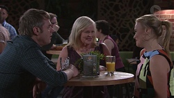 Gary Canning, Sheila Canning, Xanthe Canning in Neighbours Episode 7747