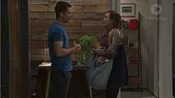Mark Brennan, Sonya Rebecchi in Neighbours Episode 7750