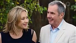 Steph Scully, Karl Kennedy in Neighbours Episode 7750