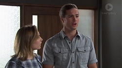 Piper Willis, Tyler Brennan in Neighbours Episode 7751