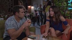 Aaron Brennan, Elly Conway in Neighbours Episode 7752
