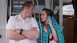 Toadie Rebecchi, Sonya Mitchell in Neighbours Episode 7752