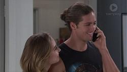Piper Willis, Tyler Brennan in Neighbours Episode 7752
