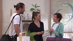 Rory Zemiro, Amy Williams, Susan Kennedy in Neighbours Episode 7753