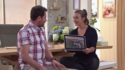 Shane Rebecchi, Amy Williams in Neighbours Episode 7753