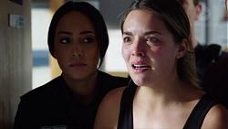Mishti Sharma, Paige Novak in Neighbours Episode 7754