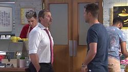 Toadie Rebecchi, Mark Brennan in Neighbours Episode 7754