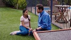 Kirsha Rebecchi, Shane Rebecchi in Neighbours Episode 7755