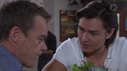 Paul Robinson, Leo Tanaka in Neighbours Episode 7755