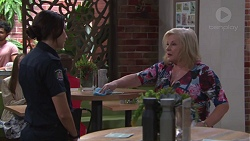 Mishti Sharma, Sheila Canning in Neighbours Episode 7755
