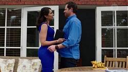 Dipi Rebecchi, Shane Rebecchi in Neighbours Episode 7755