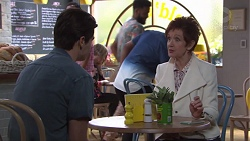 Ben Kirk, Susan Kennedy in Neighbours Episode 7756
