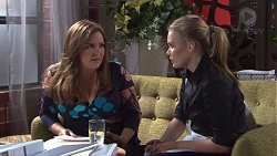 Terese Willis, Xanthe Canning in Neighbours Episode 7756