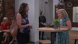Dipi Rebecchi, Sheila Canning in Neighbours Episode 7756