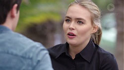 Ben Kirk, Xanthe Canning in Neighbours Episode 7756