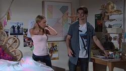 Xanthe Canning, Ben Kirk in Neighbours Episode 7757