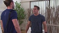 Rory Zemiro, Aaron Brennan in Neighbours Episode 7757