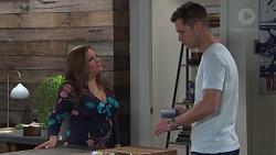 Terese Willis, Mark Brennan in Neighbours Episode 7757