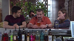 David Tanaka, Toadie Rebecchi, Sonya Mitchell in Neighbours Episode 7757