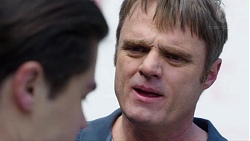 Ben Kirk, Gary Canning in Neighbours Episode 7757